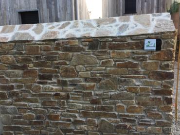 Mur maçonné - Chevallier Paysage