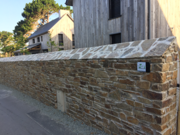 Mur maçonné - Saint-Briac - Chevallier Paysage