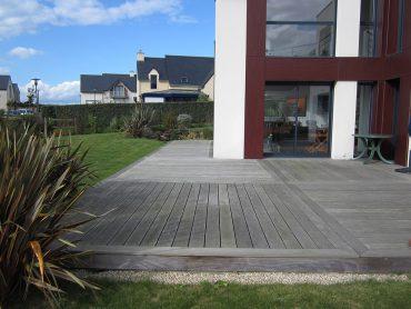 Terrasse en bois - Chevallier Paysage
